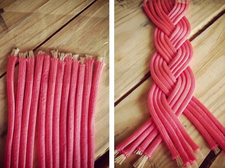 Braided Necklace DIY Craftbnb - Diy braided necklace