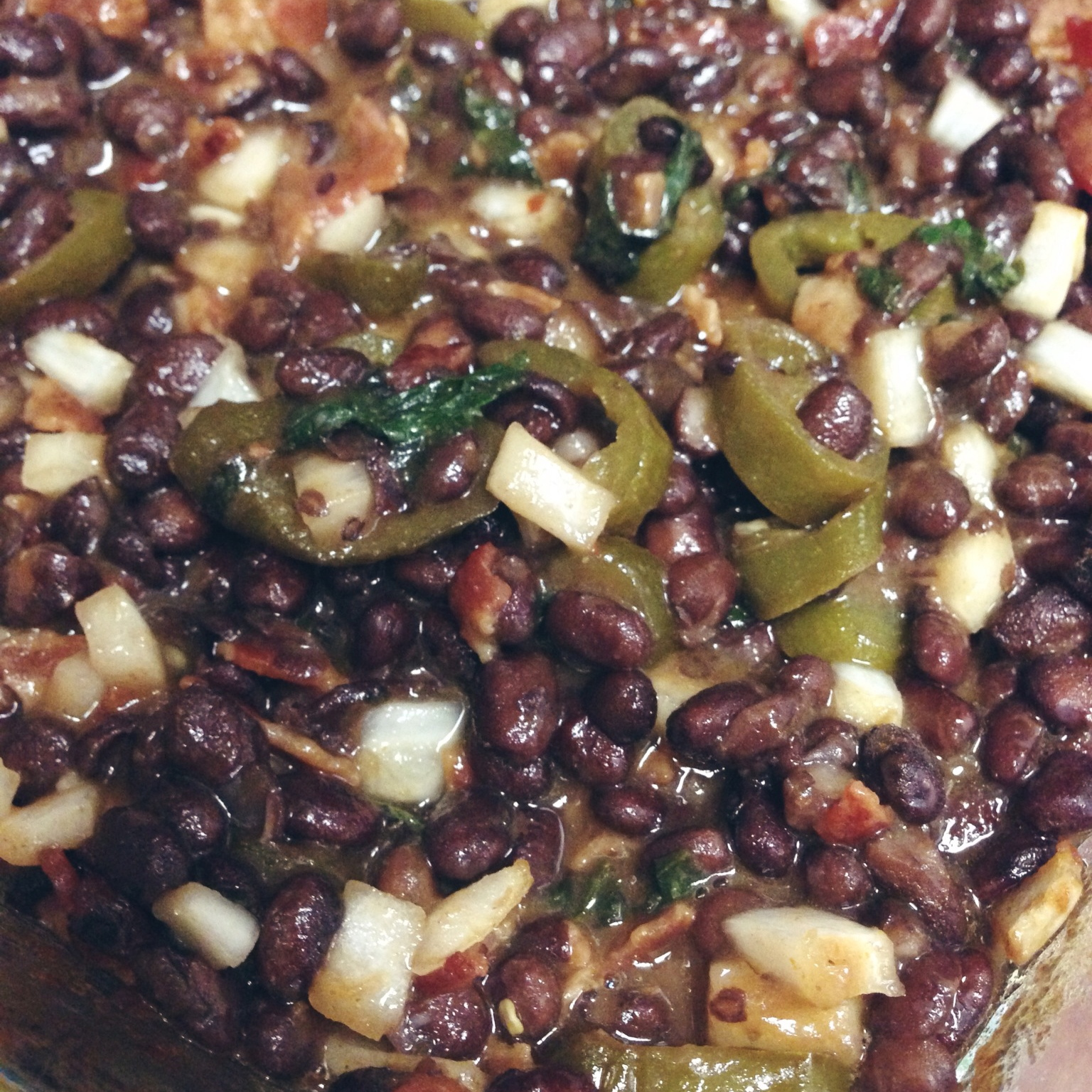 ... beans to your diet. Serve these Spicy Baked Beans along with fajitas