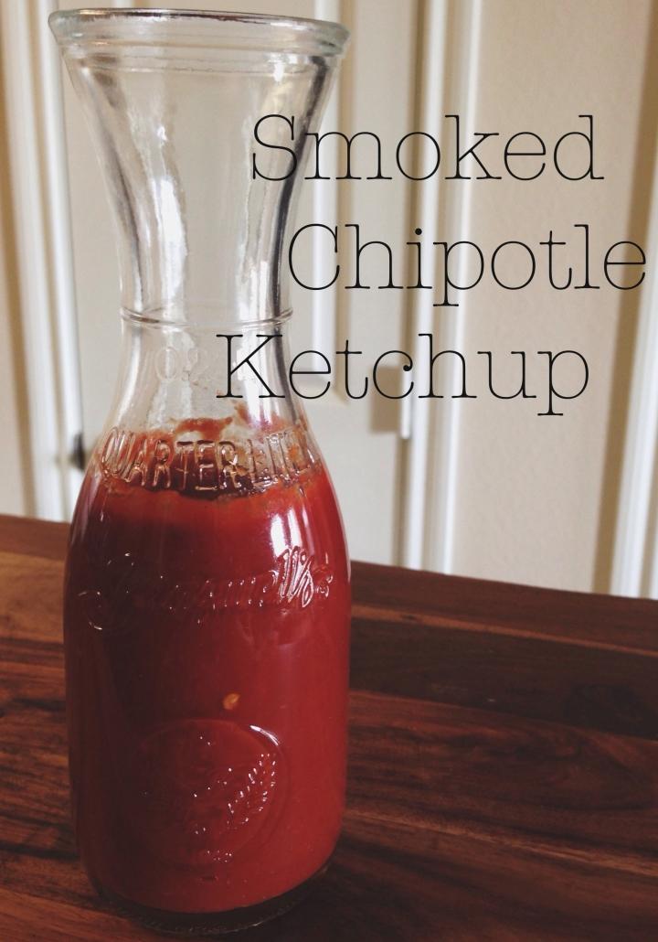Smoked Chipotle Ketchup