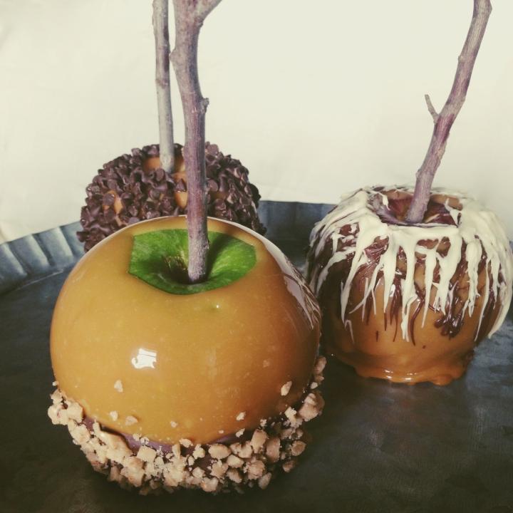 Gourmet Caramel Apples