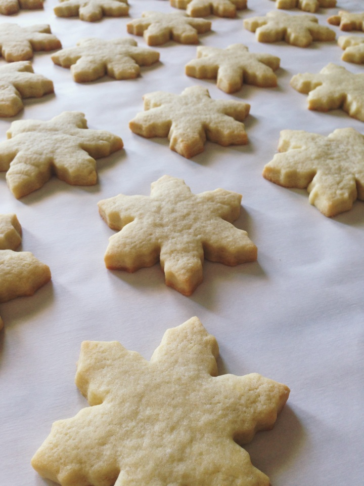 Old Fashioned Soft Sugar Cookies